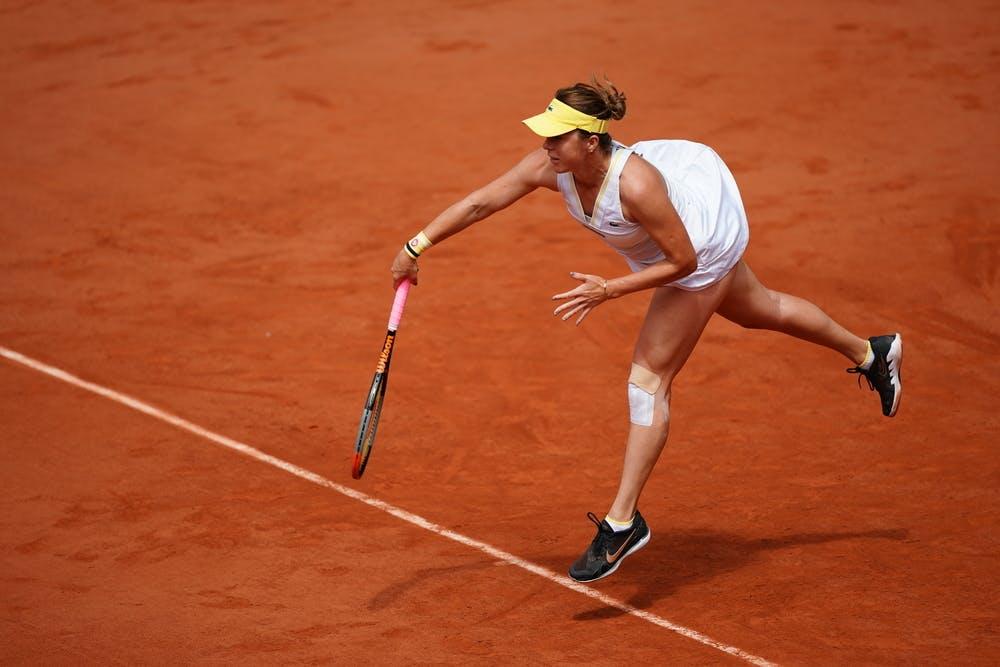 Anastasia Pavlyuchenkova, Roland-Garros 2021, last 16