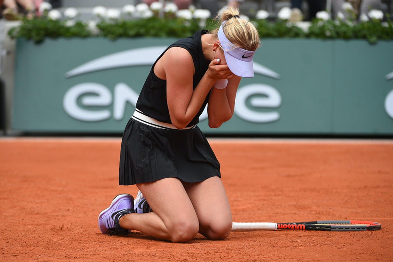 Roland-Garros 2019 - Anastasia Potatova - 1er tour
