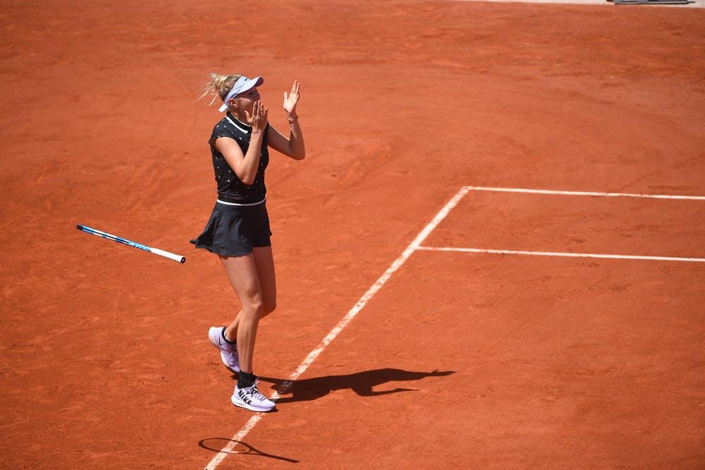 Amanda Anisimova Roland-Garros 2019