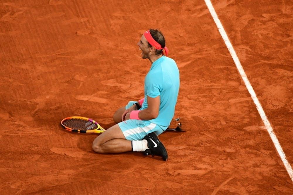 Rafael Nadal, Victoire 2020, Roland-Garros, Finale
