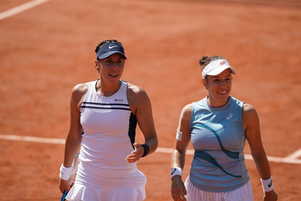 Giuliana Olmos, Sharon Fichman, Roland-Garros 2021, women's doubles third round