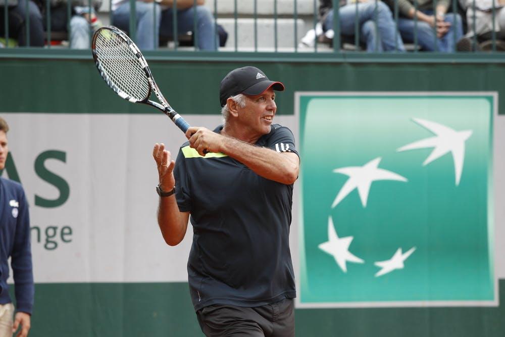 Andres Gomez, Roland Garros 2015, Legends