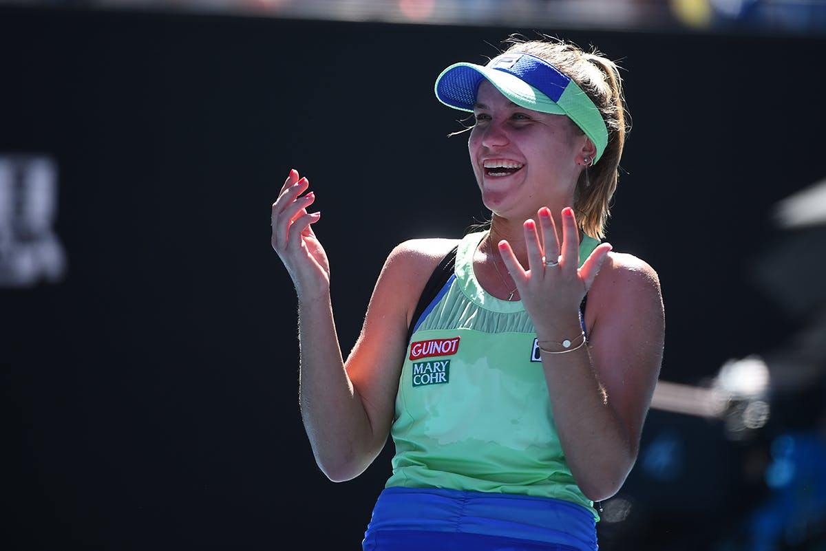 Sofia Kenin Australian Open 2020