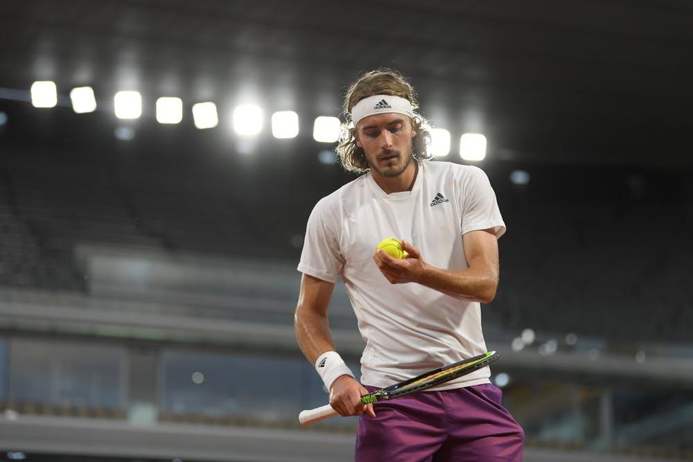 Stefanos Tsitsipas Roland-Garros