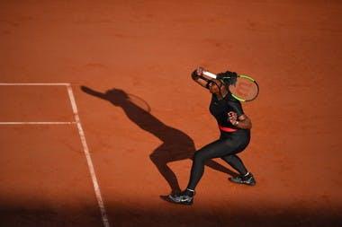 Serena Williams troisième tour Roland-Garros 2018