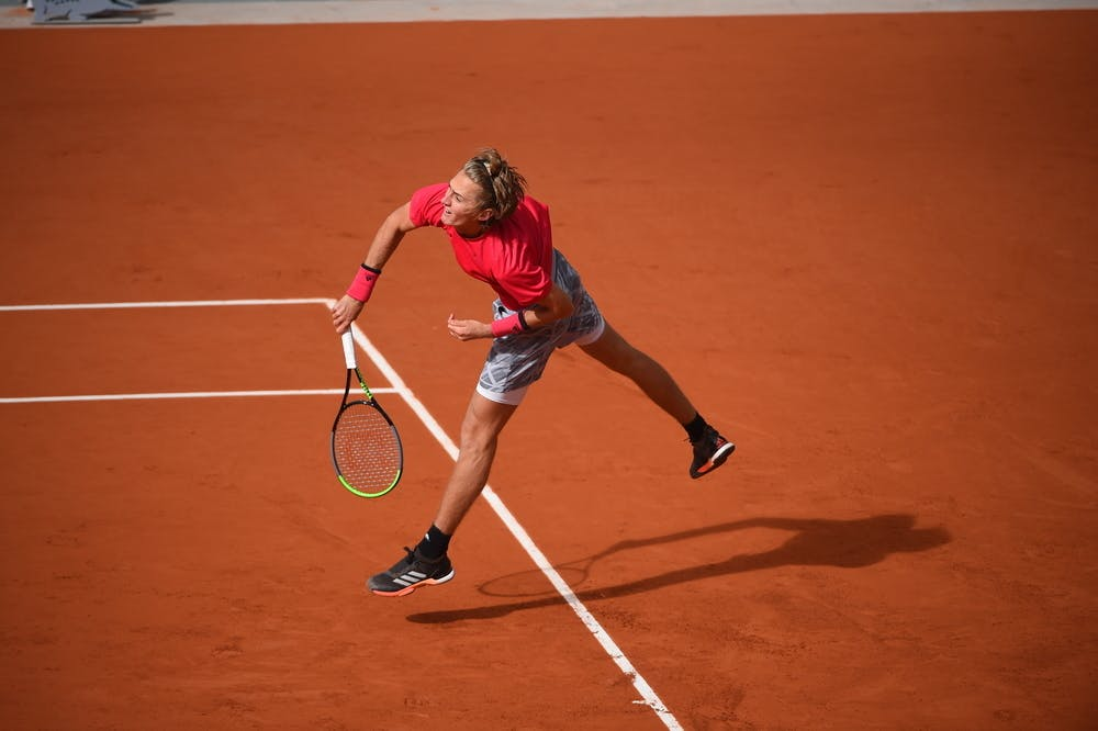 Sebastian Korda, Roland Garros 2020, fourth round