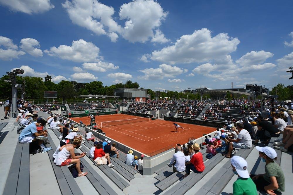 Arthur Fils, Roland Garros 2021, boys' singles third round