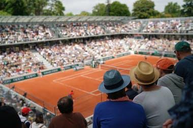Roland-Garros 2019 - Courts Simonne-Mathieu - Inauguration sportive