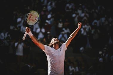 Stefanos Tsitsipas Demi-finale Roland-Garros 2021