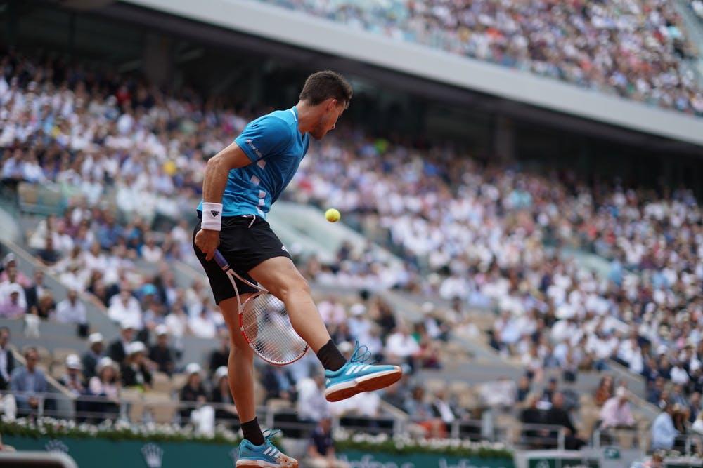 Dominic Thiem Roland-Garros 2019