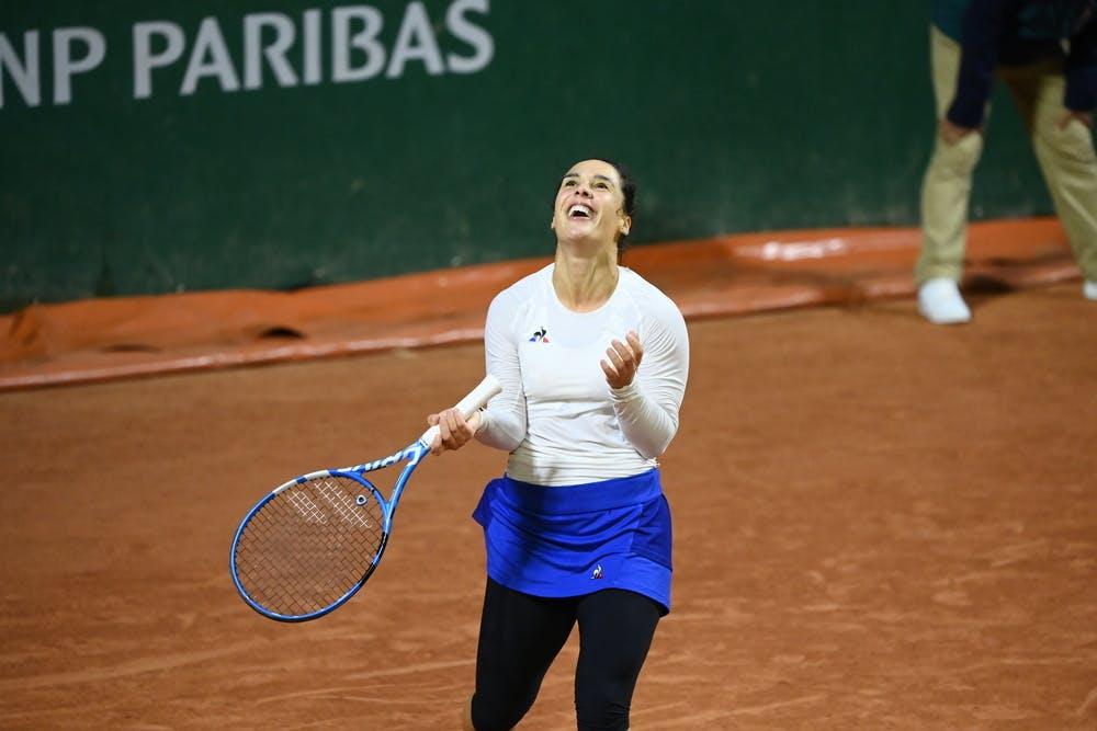 Martina Trevisan, Roland Garros, third round