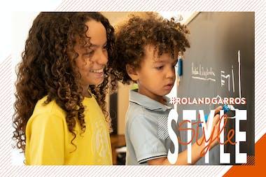 Roland-Garros Style Happy Cheris Kids