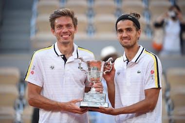 Herbert Mahut Roland-Garros 2021