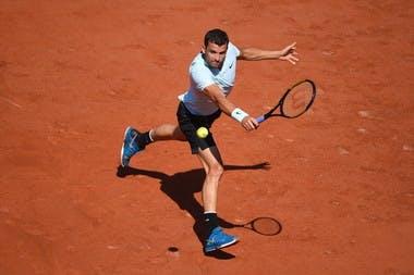 Roland-Garros 2018, 1er tour, 1st round, Grigor Dimitrov