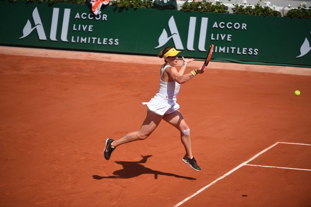 Anastasia Pavlyuchenkova, Roland-Garros 2021, semi-final