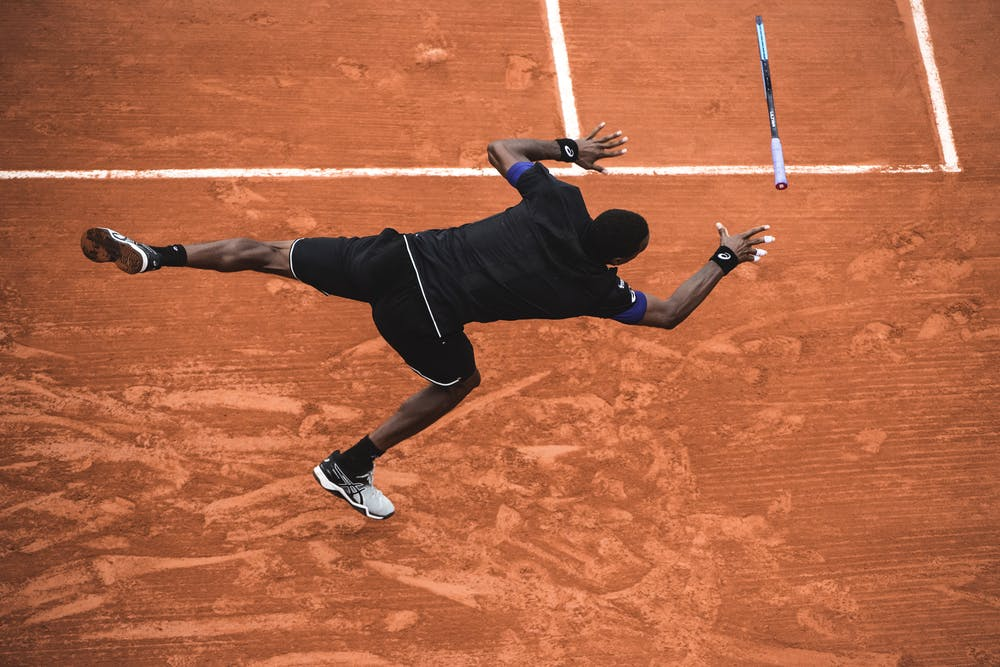 Roland-Garros 2018, 3e tour, Gael Monfils