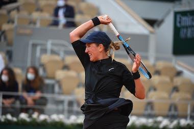 Victoria Azarenka, Roland Garros 2021, first round
