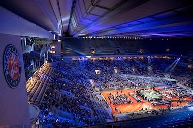 Boxe Roland-Garros 2021