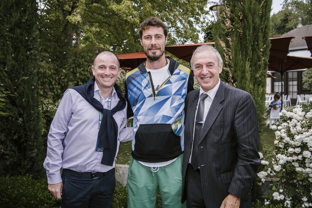 Marat Safin roland garros 2019 legends