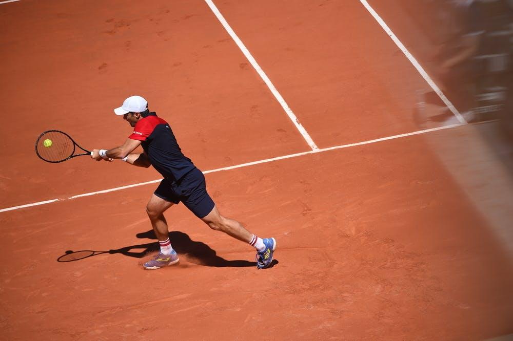 Pablo Andujar / Roland-Garros 2021