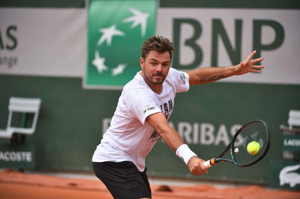 Stan Wawrinka, Roland-Garros 2020