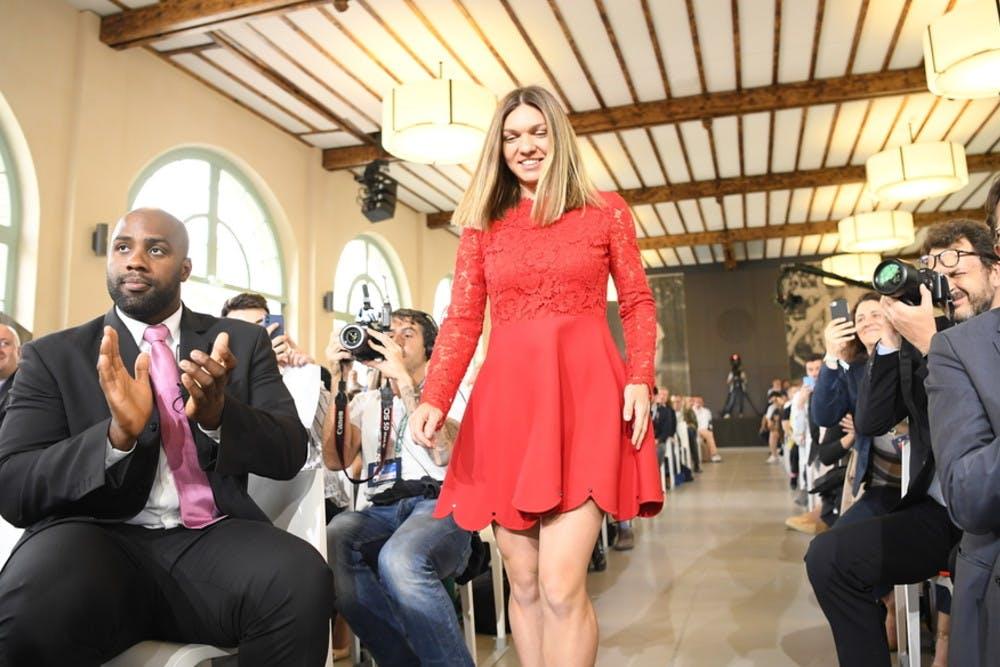 Roland-Garros 2019 - tirage au sort - Simona Halep