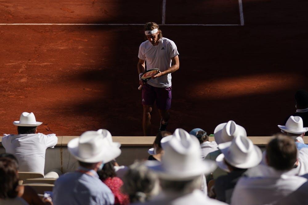 Stefanos Tsitsipas, Roland-Garros 2021, final