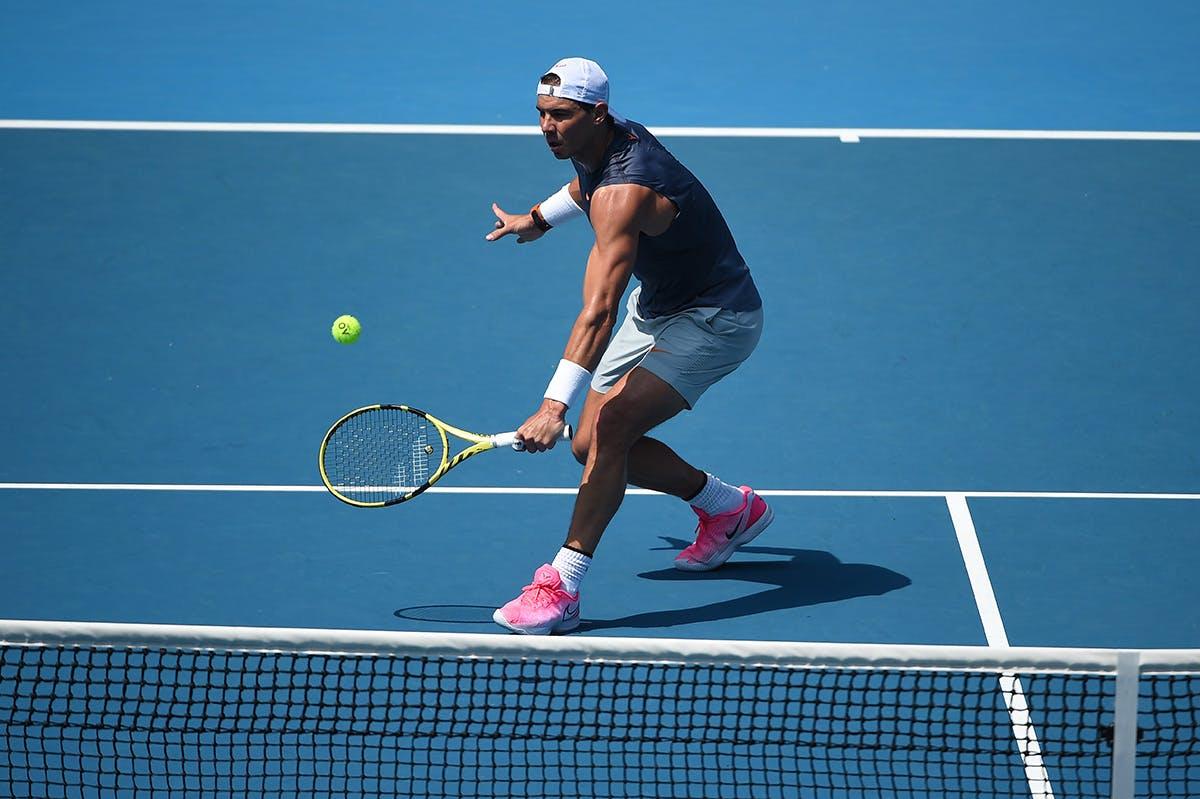 Australian Open 2020 Nadal