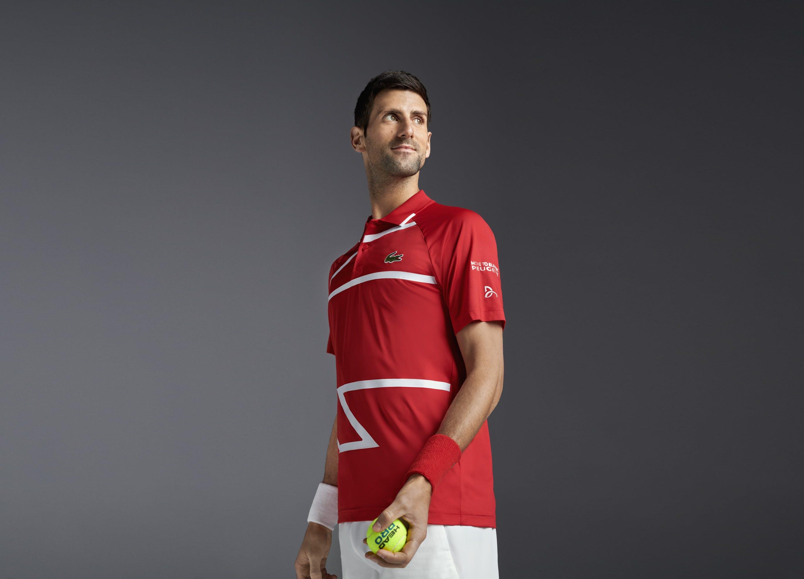 Lacoste Roland-Garros 2020 lifestyle