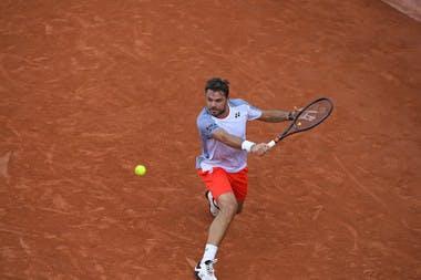 Stan Wawrinka - Roland-Garros 2019 - 3e tour