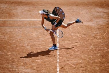Roland-Garros 2019 - Garbiñe Muguruza - 1er tour