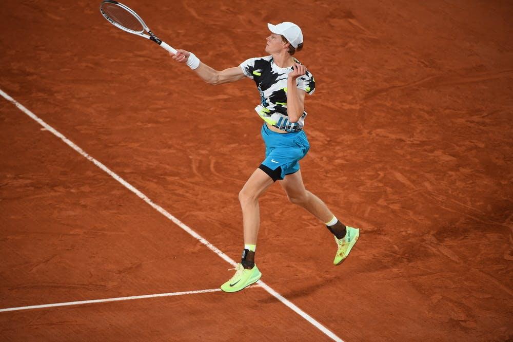 Jannik Sinner Roland-Garros 2020