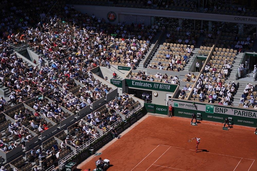 Novak Djokovic, Roland-Garros 2021, men's final