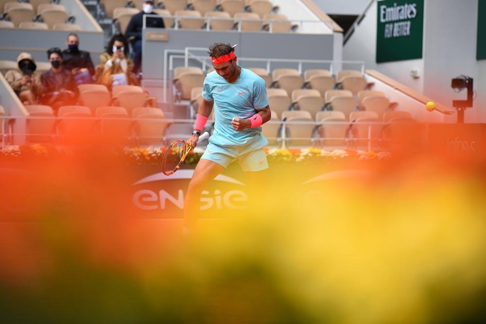 Rafael Nadal, Roland Garros 2020, fourth round