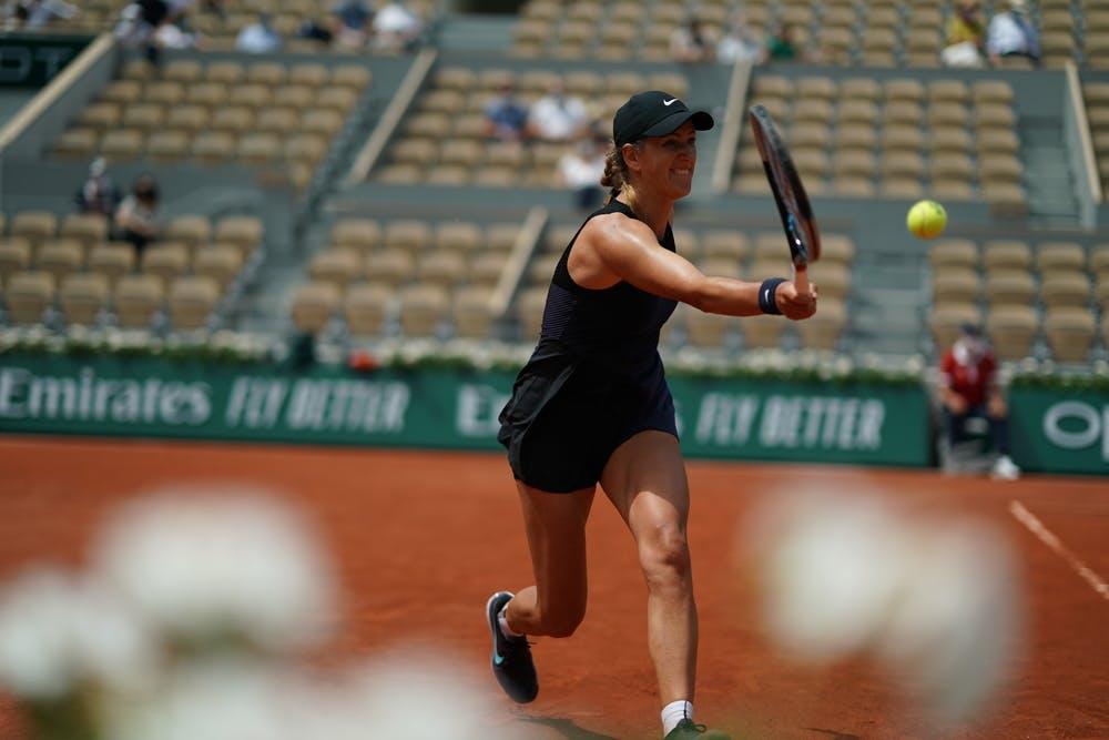 Victoria Azarenka, Roland-Garros 2021, last 16