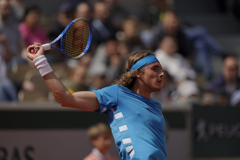 Roland-Garros Stefano Tsitsipas