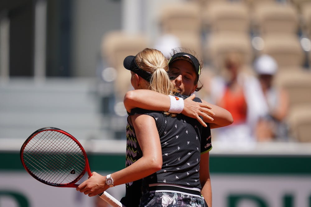 Johanna Konta - Roland-Garros 2019 - huitièmes
