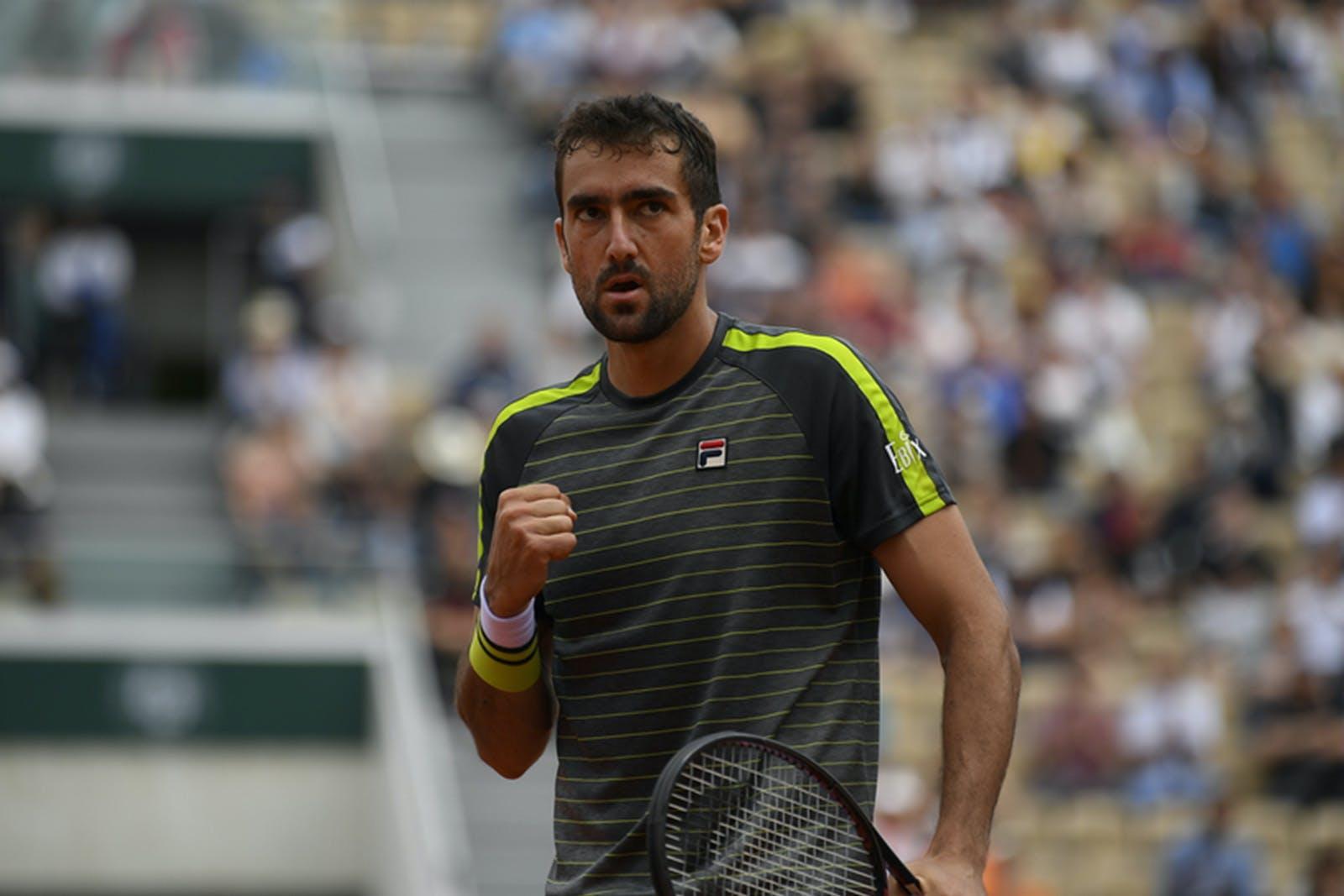 Roland-Garros 2019 - Marin Cilic