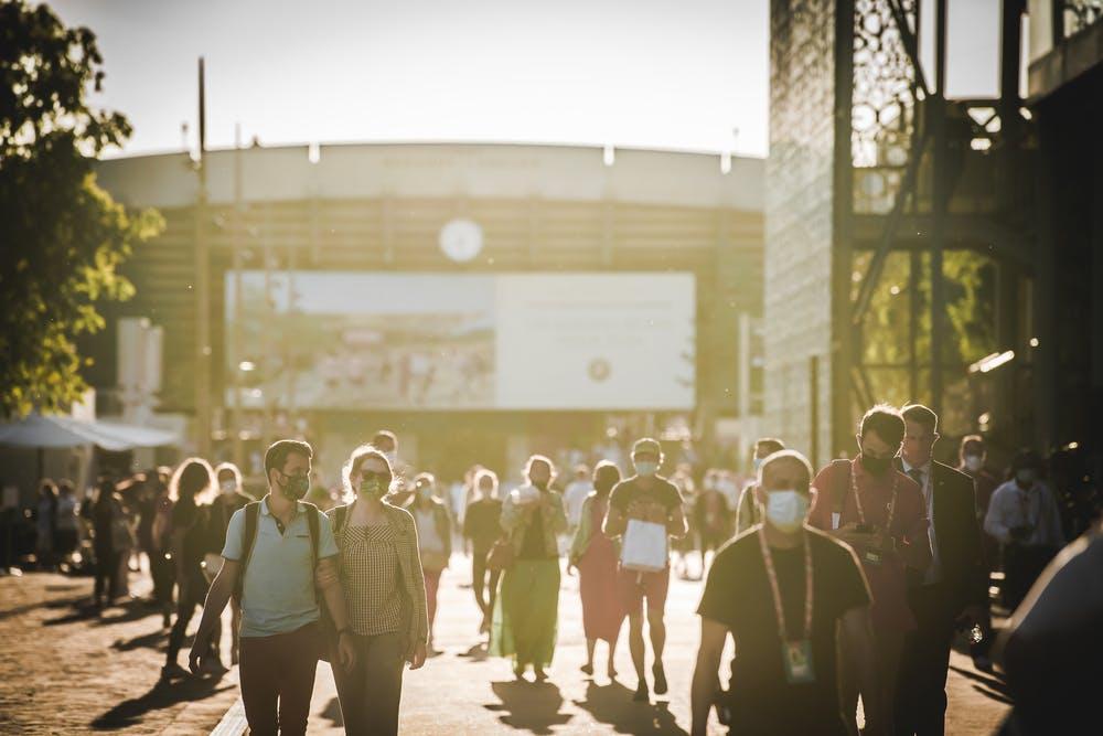 Fans, Roland Garros 2021