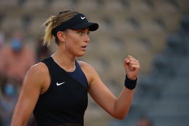 Paula Badosa, Roland-Garros 2021 third round