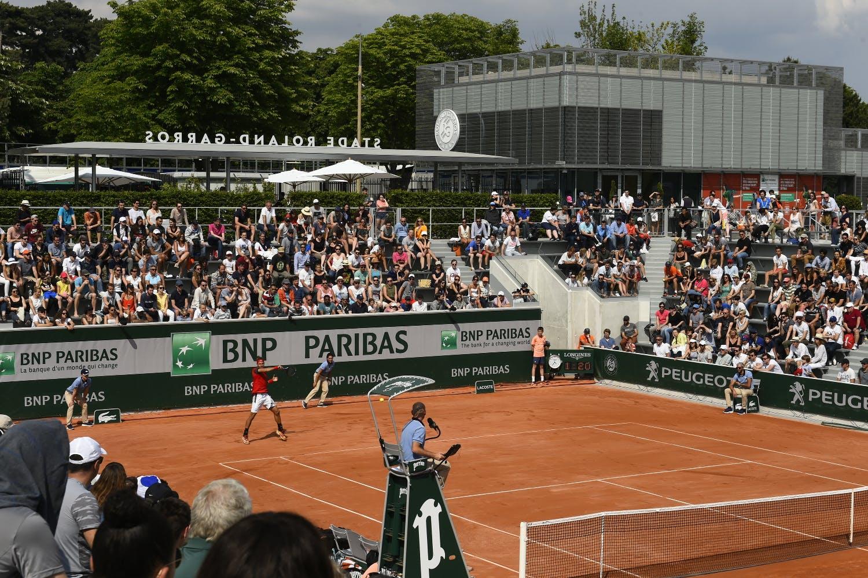 Roland-Garros 2018 court 18.