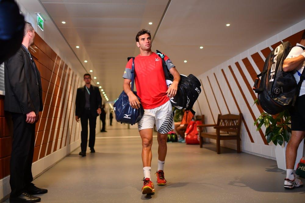Malek Jaziri Roland Garros 2018