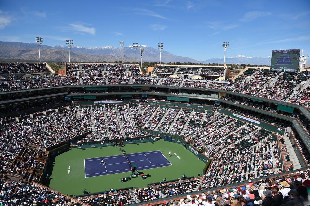 Overview of the Indian Wells Tennis Garden