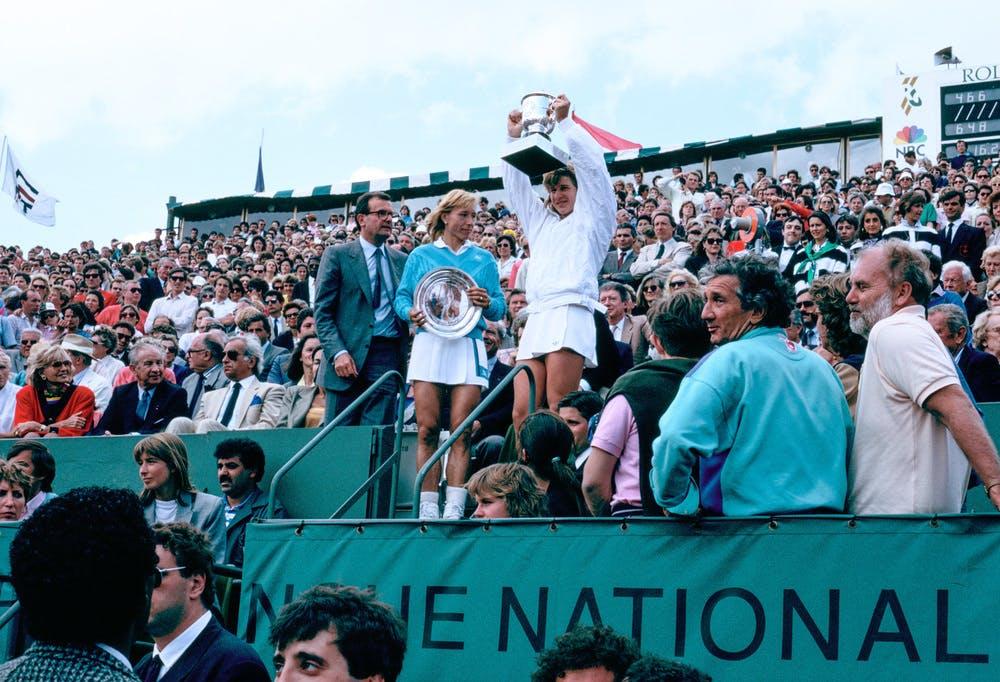 Steffi Graf, Roland Garros 1987