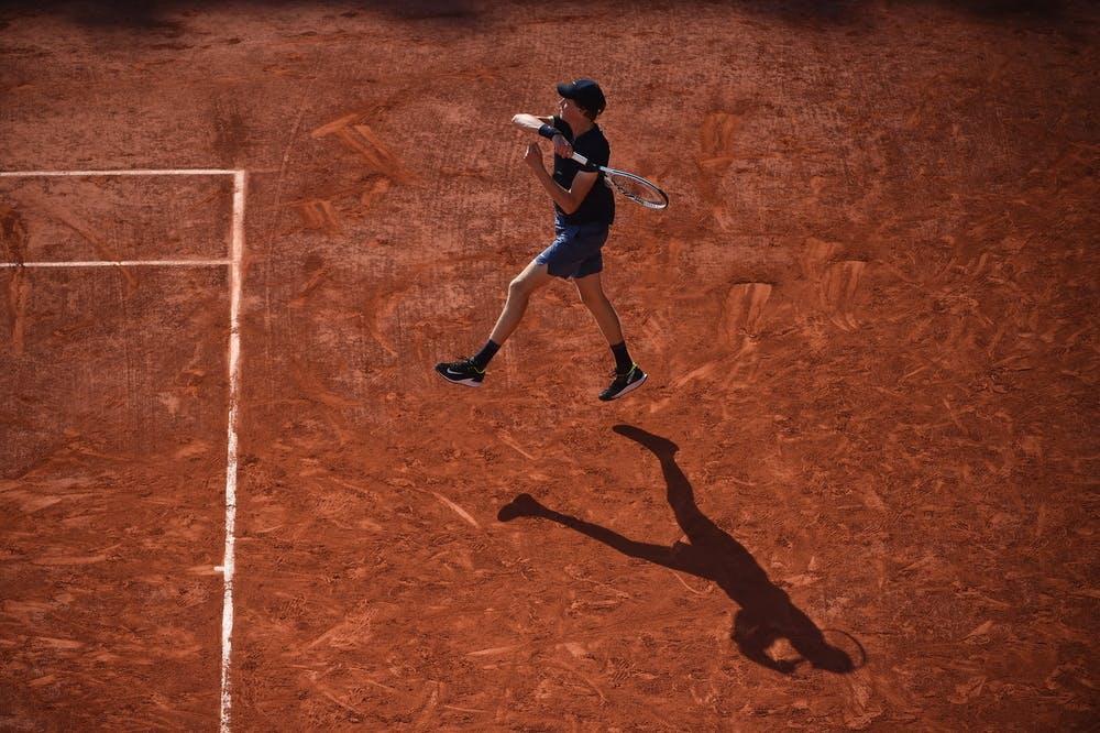 Jannik Sinner, Roland-Garros 2021, last 16