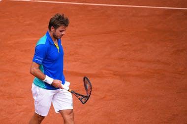 Stan Wawrinka Roland-Garros 2017 finale.
