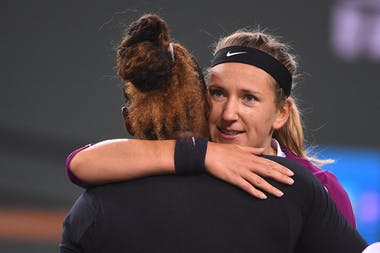 Serena Williams Victoria Azarenka IW 2019