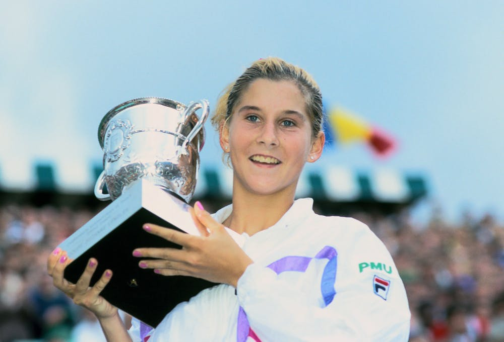 Monica Seles, Roland Garros 1990