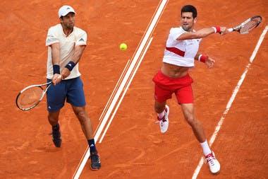 Duel Verdasco Djokovic