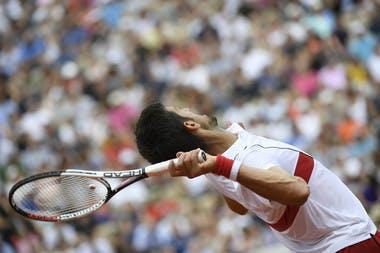 Roland-Garros 2018, Novak Djokovic, 3e tour, 3rd round